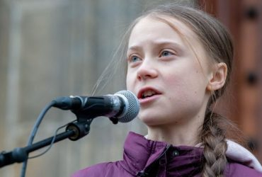 Why Greta Thunberg should be taught at school